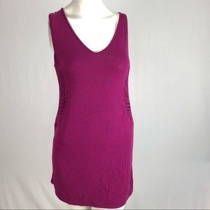 Lucca Couture Sexy Knit Mini Dress Medium m